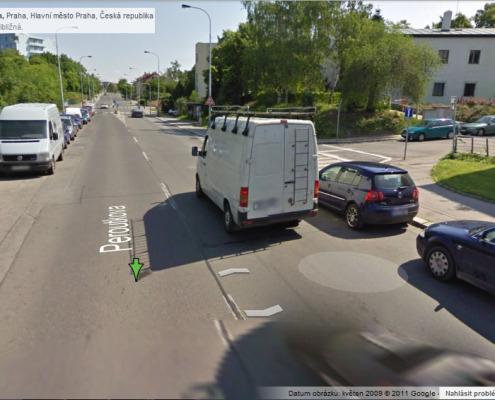 ONLINE sledování vozidel - zobrazení polohy vozidla 3D mapa