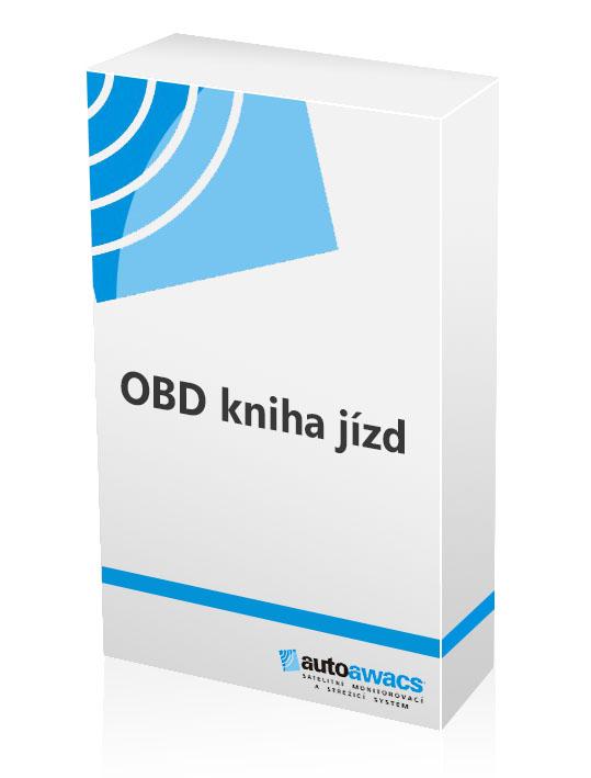 Produkt autoawacs OBD kniha jízd