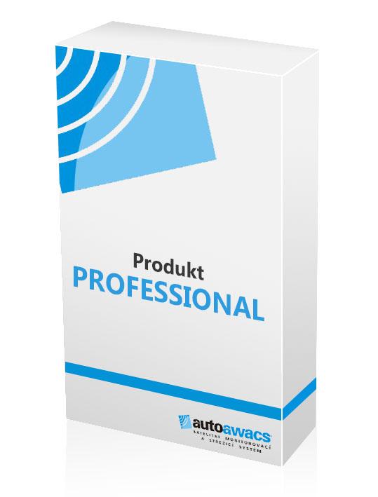 Produkt professional pro satelitní zabezpečení vozidel a aut